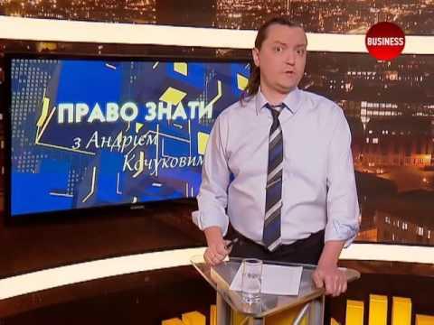 Право Знати #14 - Банковская система Украины (07.04.2016)