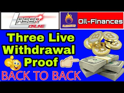 Laser.online|Oil-Finances|Three Live Withdrawal Proof Back To Back | Best Paying Site Join Now,Hindi