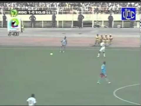 RDC 4-  0 Guinée Equatoriale   CAN2013
