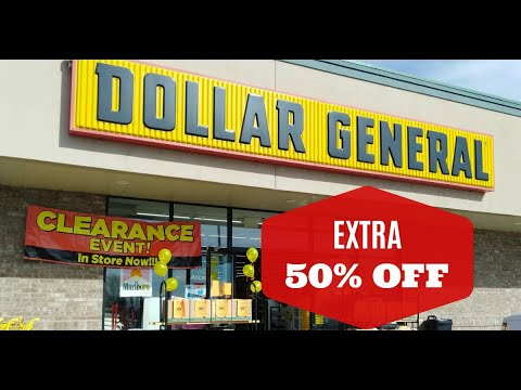 Dollar General Clearance Event | Penny Shopping| Found More Penny Items!!!!