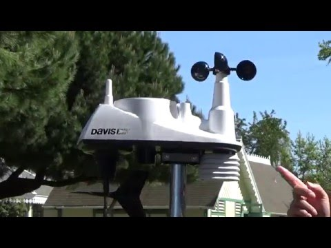 Davis Vantage Vue: Overview From Box To Setup