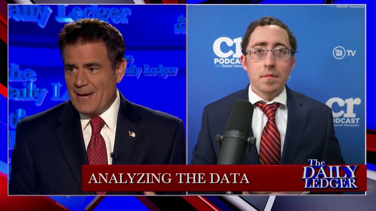 Conservative Review Senior Editor, Daniel Horowitz, on the CDC & Covid19 Response