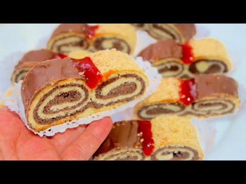 جديد حلويات العيد2020 كروكي الفيريرو روشي حلوى راقية بمقادير بسيطة وبذوق يهبل