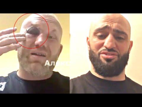 Адам Яндиев жестко ответил Харитонову после драки! Страшная правда