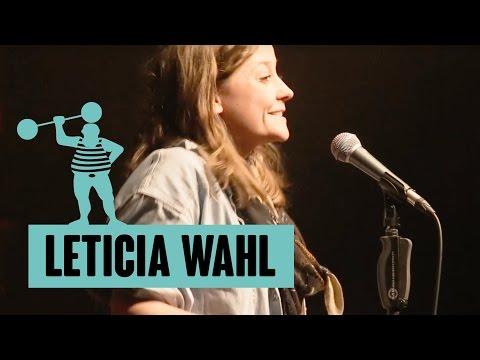 Leticia Wahl - Liebesgedicht An Mein Herz