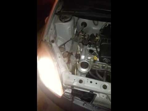 Toyota Yaris 1.0 VVT-i Rough Idle Problem
