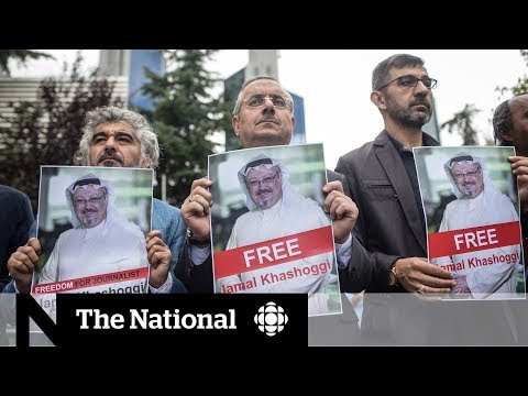 Saudi journalist still missing as images of 'assassination squad' surface