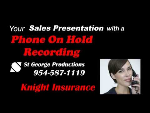 Phone On Hold Recordings Fort Lauderdale Palm Beach by St George Productions
