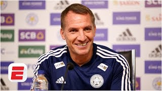 Brendan Rodgers & Leicester have the belief to beat Manchester United | Premier League