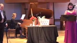 """Villia"" The Merry Widow Franz Lehar - Soprano Shoshana Feinstein"