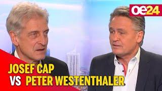 Fellner! LIVE: Die Insider - Josef Cap vs. Peter Westenthaler