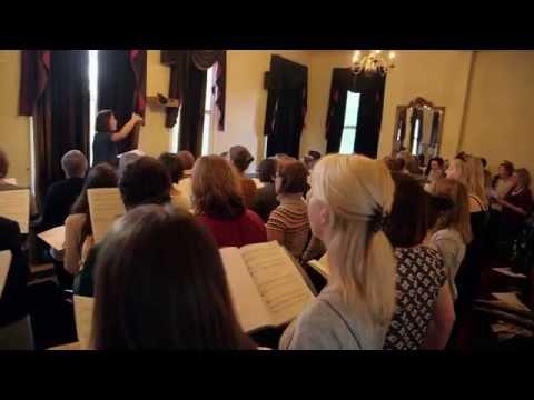 Victoria Park Singers - BBC Music Day Unsung Hero Hannah Brine