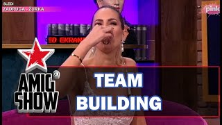 Team building - Ami G Show S13 - E20