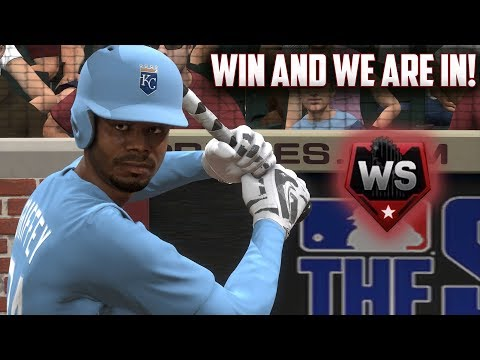 Win and We Are In the World Series! [Season Stripes] MLB The Show 17 Diamond Dynasty Gameplay