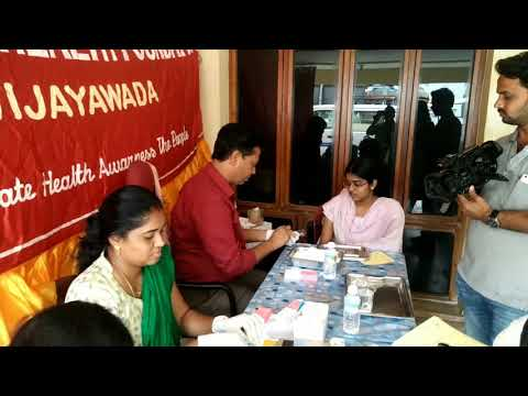 Cervical cancer preventive vaccination prg, organized by Roots Health Foundation, vza.