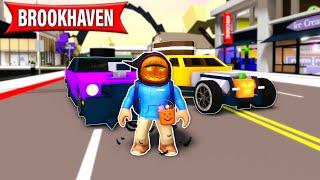 Halloween Update neue Kleidung+Autos+Minispiel in Brookhaven Roblox Deutsch