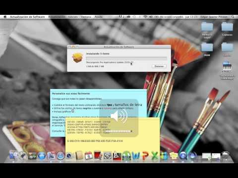 Instalar Logic Pro 9 en Mac