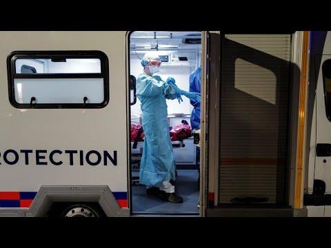 فيروس كورونا: عدد الوفيات في فرنسا يرتفع إلى 2606 بتسجيل نحو 300 وفاة جديدة خلال 24 ساعة  - نشر قبل 9 ساعة