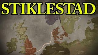 The Battle of Stiklestad 1030 AD