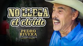 "NO LLEGA EL OLVIDO canción de ""Jenni Rivera"" cantada por Don ""Pedro Rivera"" | Video Oficial"