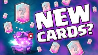 IOS & ANDROID LAUNCH! Clash Royale    NEW UPDATE AND NEW CARDS!