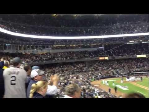 New York Yankees - Raul Ibanez Walk Off ALDS 10 10 2012