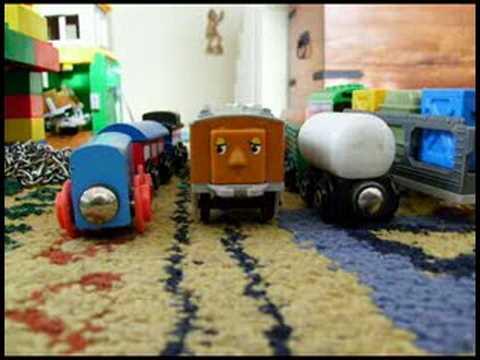 Thomas y sus Amigos Los Trenes de Rodrigo  YouTube