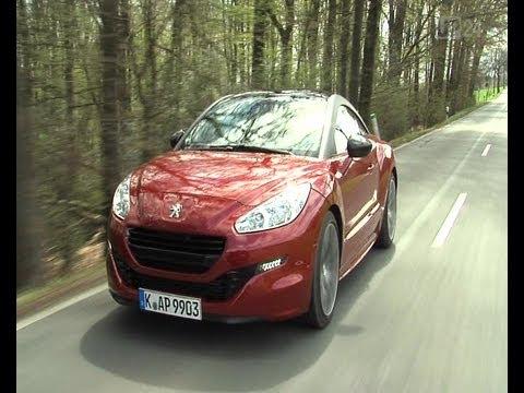 Peugeot RCZ 2013 - Vorstellung