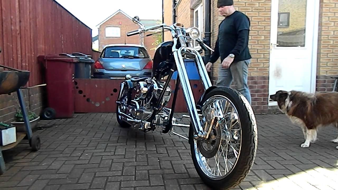 Shovelhead 93 S S Motor Youtube