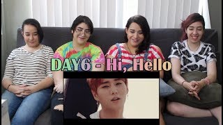 "Video DAY6 - ""Hi, Hello"" MV Reaction download MP3, 3GP, MP4, WEBM, AVI, FLV Januari 2018"