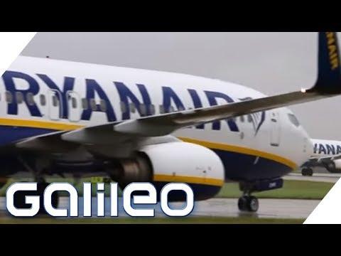 easyJet vs. Ryanair: Welcher Billig-Flieger ist am besten? | Galileo | ProSieben