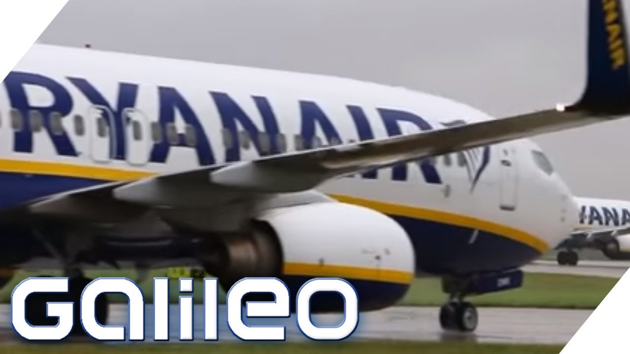 easyjet vs ryanair welcher billig flieger ist am besten galileo prosieben youtube. Black Bedroom Furniture Sets. Home Design Ideas