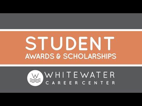 Whitewater Career Center Awards 2020