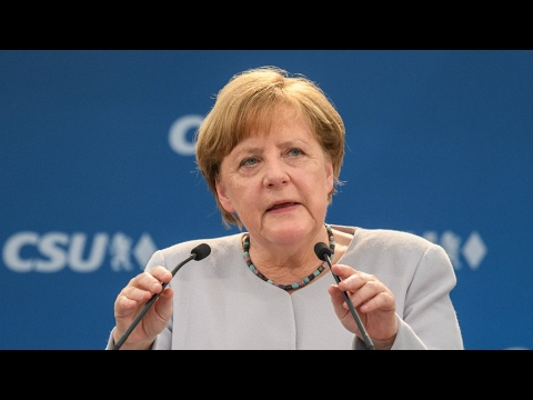 Germany: EU can no longer depend on US or Britain, says Merkel