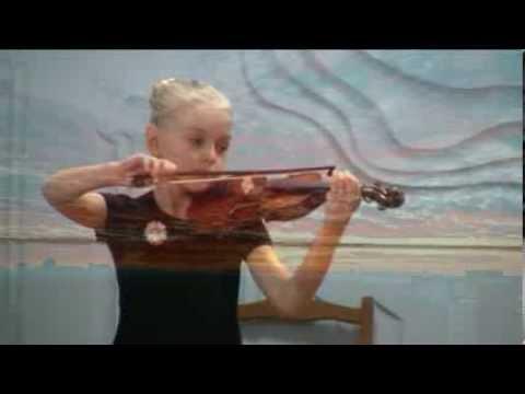 Бакланова. Концертино РЕ-минор. Baklanova. Concertino D minor.