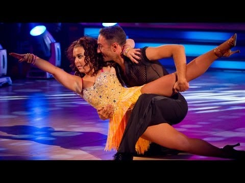 Dani Harmer & Vincent Simone Samba to 'Single Ladies'  Strictly Come Dancing 2012  BBC One