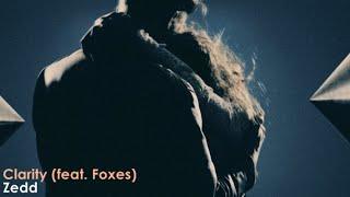 Zedd - Clarity Ft. Foxes (Official Video) [Lyrics + Sub Español]