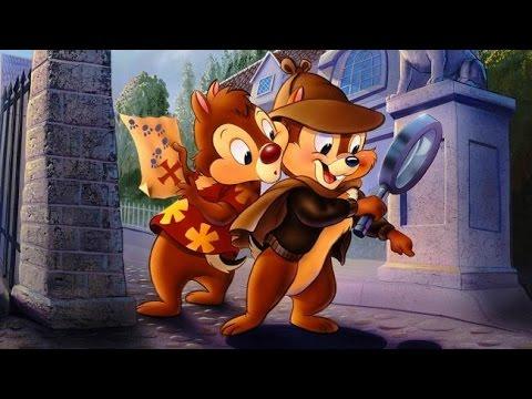 Игра Чип и Дейл Chip n Dale Rescue Rangers, денди