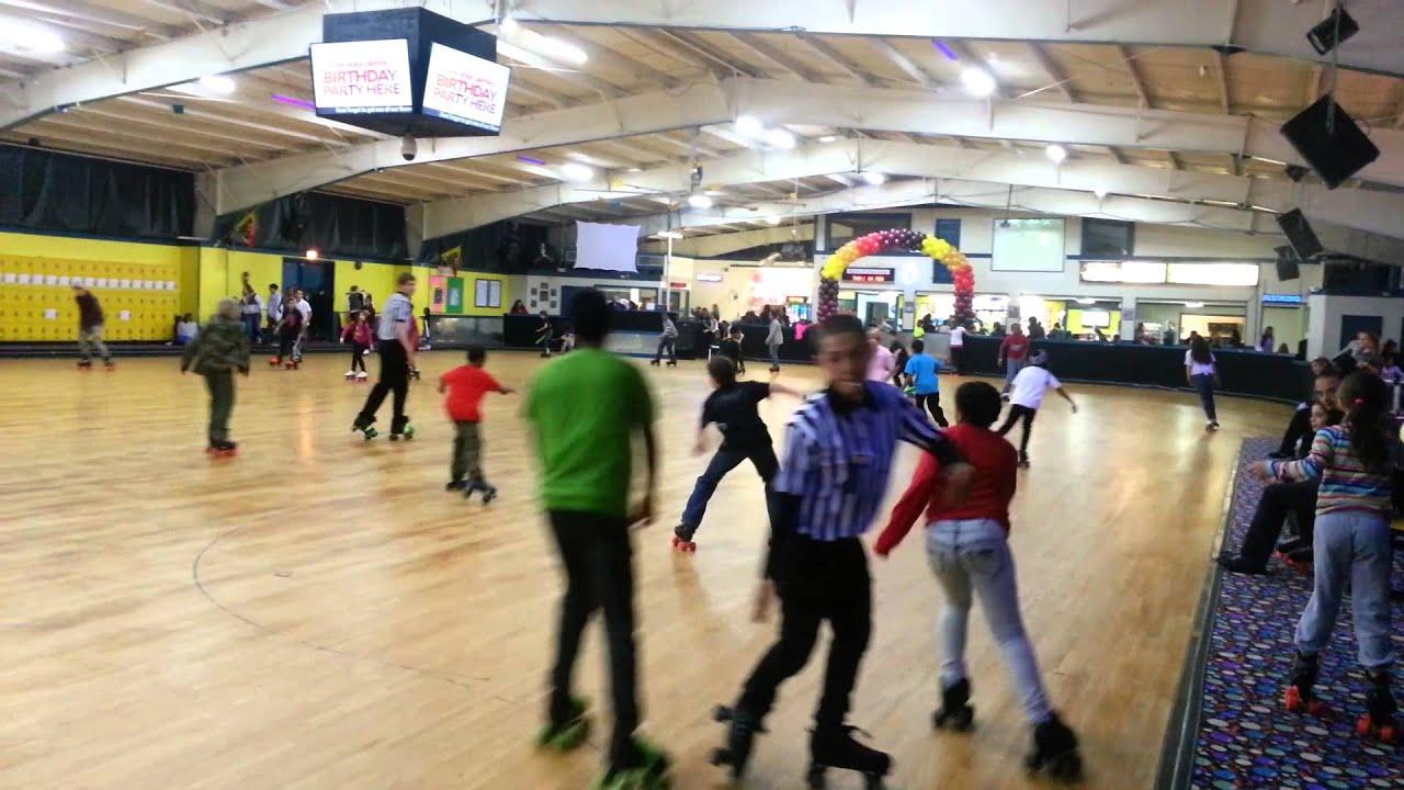 Roller skating manassas va