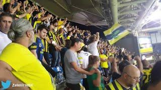 Kederli Günler resitali | Maraton Üst | Fenerbahçe - Benfica 🔥