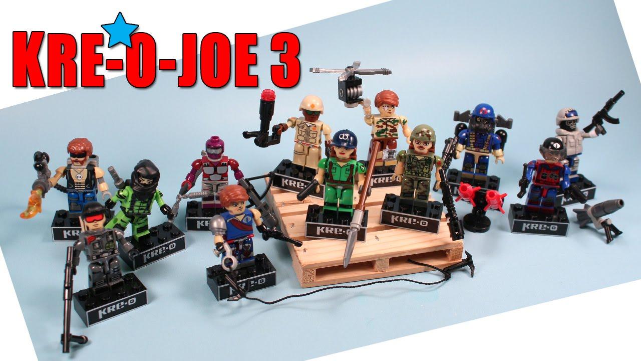LEGO MY G I JOE - YouTube