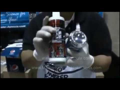 Download Metal Gloss and Sealer Gloss of Master Formula Video