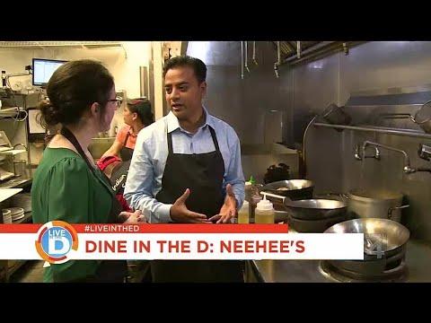 Dine in the D: Neehee's vegetarian street food