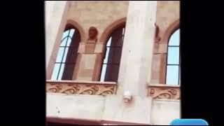 """Azərbaycan Dövlət Milli Dram Teatr'ı. Cəlil Məmmədquluzadənin """"Ölülər"""" tragikomediyasından"""