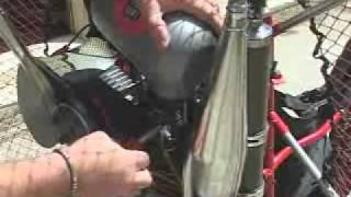 How to cold start a Black Devil Engine