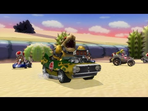 Mario Kart Wii - Custom Missions Showcase - Part 1!