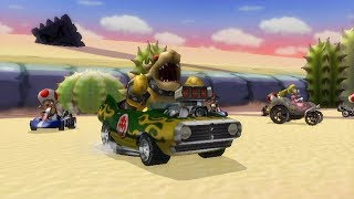 Mario Kart Wii - Custom Missions Showcase - Part 1!