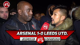 Arsenal 1-0 Leeds United | I Doubted Arteta But Now I'm Delighted!