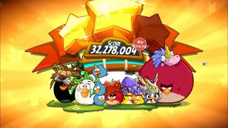 Angry Birds 2 Cobalt Plateaus Hamalays All Boss Fights