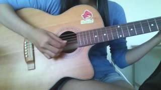 Vì Anh - Hương Tràm - Guitar cover by Ngân December
